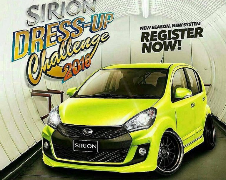 Puluhan Modifikasi Daihatsu Sirion Ramaikan Gelaran Sirion Dress-Up – HIN Tangsel 2016