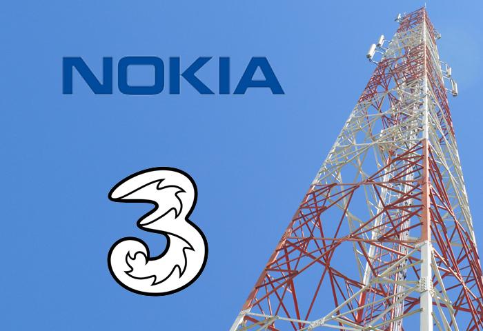 Tri Gandeng Nokia Untuk Perluas Jaringan Mobile Miliknya