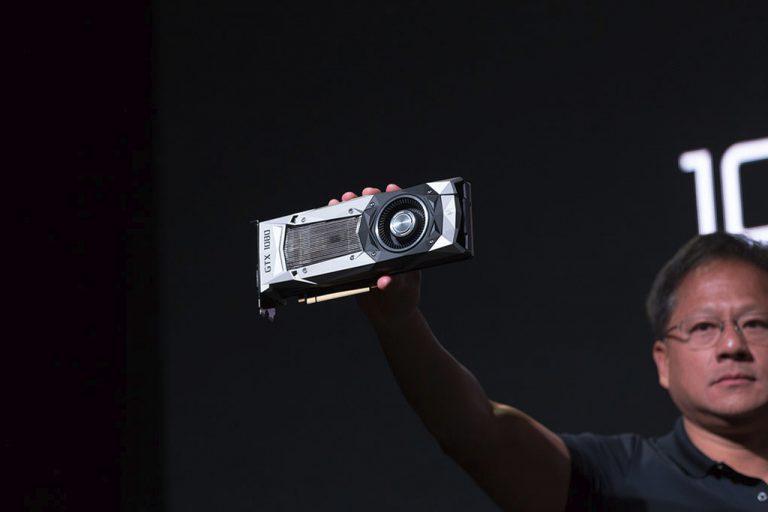 Nvidia Pamerkan 'Monster GPU' GeForce GTX 1080: 2x Lebih Cepat dan 3x Lebih Efisien dari Titan X