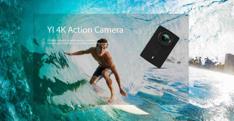Action Camera Xiaomi Yi 2 Terbaru Sudah Sertakan Layar dan Dukung Video 4K