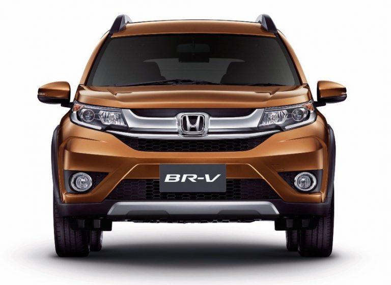 Varian Diesel Honda BR-V Masuk ke India, Dijual Sekitar US$ 12.713