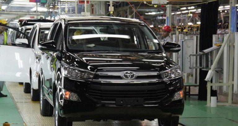 Fortuner dan Innova, Senjata Ekspor Pabrik Toyota di Karawang