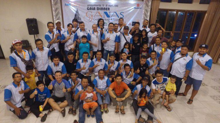 Suzuki Ertiga on Kaskus Meng-GaNas di Yogyakarta