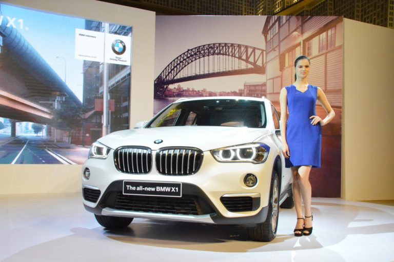 BMW Rilis Varian The All-New BMW X1