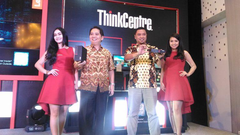 Ramaikan Pasar Indonesia, Lenovo Perkenalkan Seri ThinkPad dan ThinkCentre Terbaru