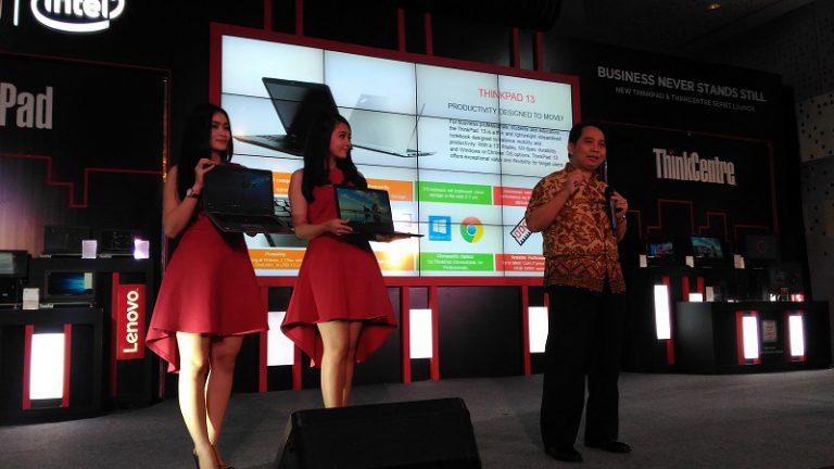 Kejutan! Lenovo Hadirkan Dua Seri ThinkPad Terbaru untuk Segmen Edukasi