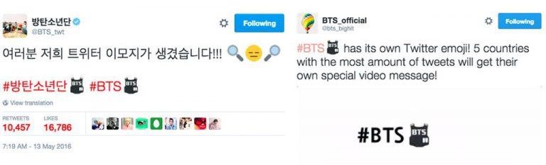 Rilis Emoji Spesial #BTS, Twitter Gelar Kompetisi Global bagi Penggemar K-Pop