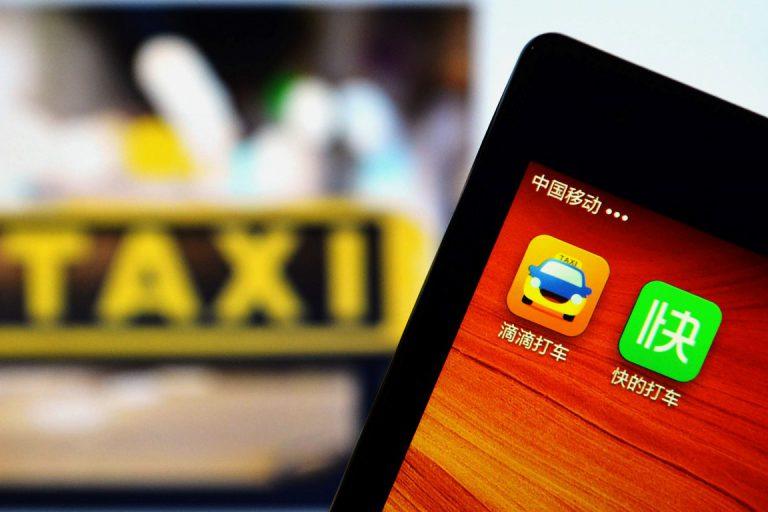 Didi, Saingan Uber di Tiongkok Dapat Sokongan Apple Sebesar US$ 1 Miliar