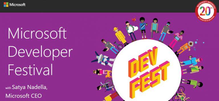 Microsoft Developer Festival, Nadella Akan Tatap Muka dengan 1500 Developer Tanah Air