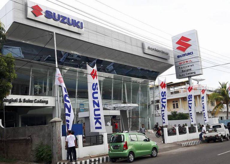 Suzuki Tambah Outlet Berfasilitas 3S di Ende NTT