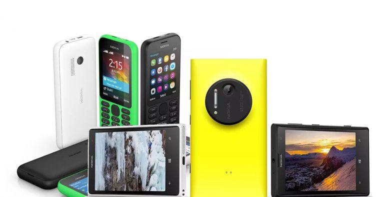 Kurang Menjual, Microsoft Pertimbangkan Jual Merek Nokia ke Foxconn