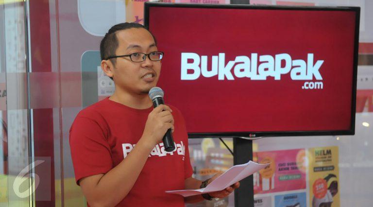 Lewat FIM, CEO Bukalapak Ajak Anak Muda Bangun Indonesia