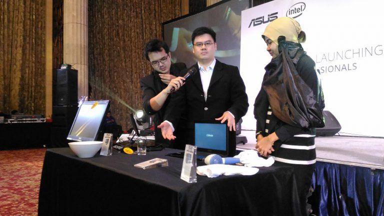 ASUS Gelontorkan Notebook Bisnis Tahan Banting Seharga Rp 20 Jutaan