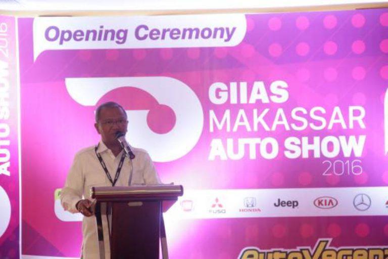 GIIAS Makassar Auto Show 2016 Dorong Pertumbuhan Otomotif Indonesia Timur