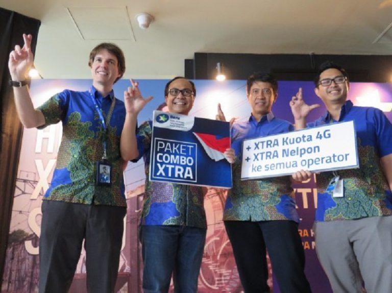 XL Luncurkan Paket Combo Xtra, Dorong Pemanfaatan 4G LTE