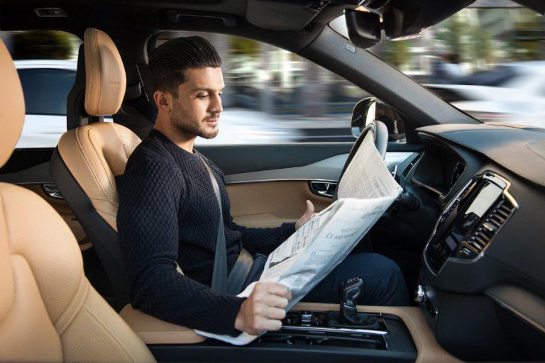 Menurut Volvo Mobil Otonom Bisa Lebih Mahal US$ 14 Ribu Karena Komponen Pintarnya