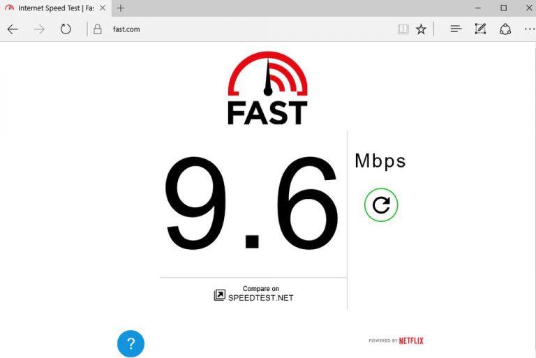 'Ribet' Uji Kecepatan Koneksi di SpeedTest.net? Coba Saja Fast.com dari Netflix yang Super Mudah