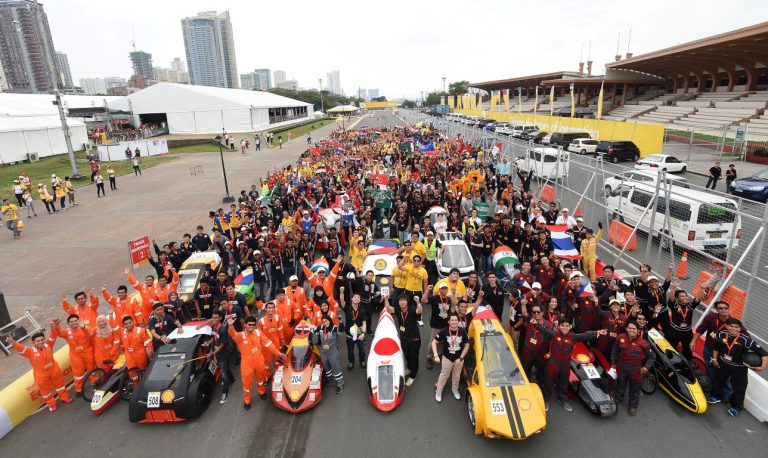 Shell SEM-DWC Tantang Para Mahasiswa di Dunia Meracik Mobil Paling Hemat dan Cepat