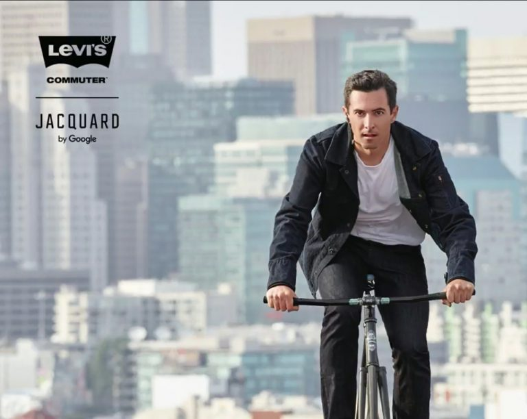 Melalui Project Jacquard, Levi's Siap Keluarkan Jaket Pintar Tahun Ini