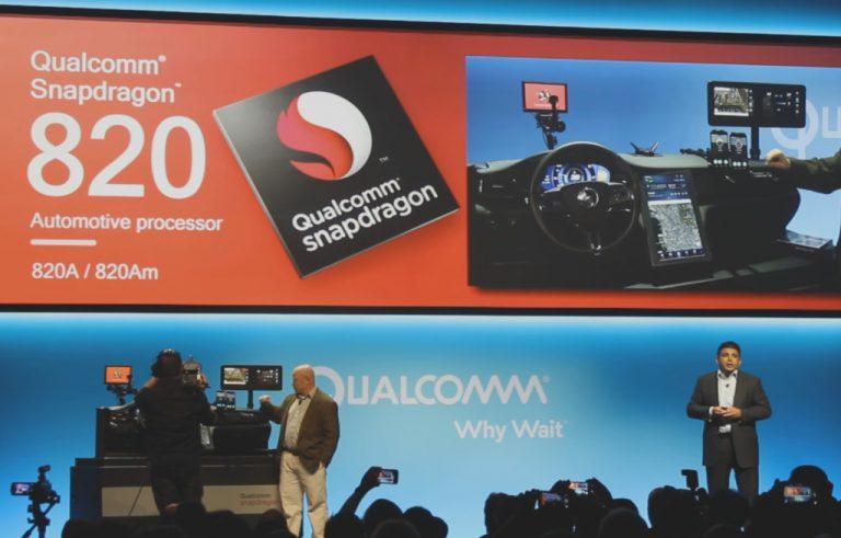 Apa Perbedaan Snapdragon 820A untuk Mobil Pintar dan Snapdragon 820 untuk Ponsel Pintar?