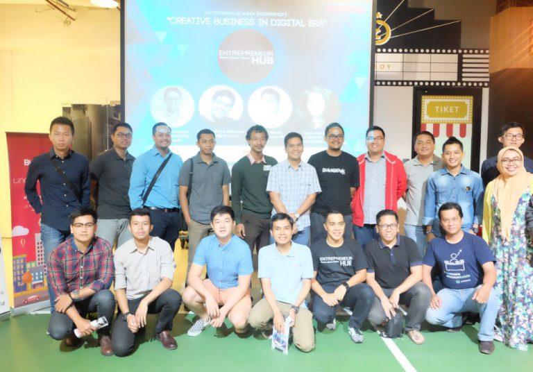 Bersama Bukalapak, E-Hub Hadir untuk Tularkan 'Virus' Insiprasi Berbisnis di Kalangan Muda