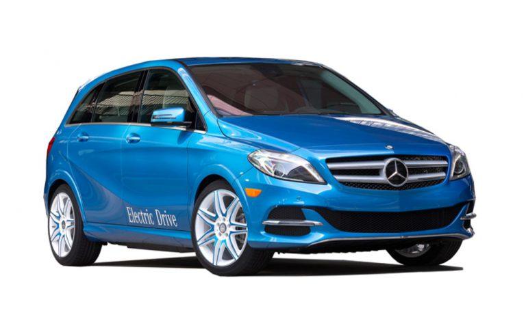Tahun 2020 Mercedes akan Luncurkan Empat Mobil Listrik
