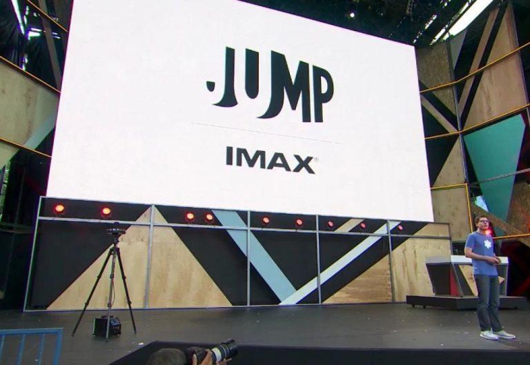 Setelah GoPro, Kamera IMAX dan Yi akan Gunakan Platform Google Jump untuk Buat Video VR