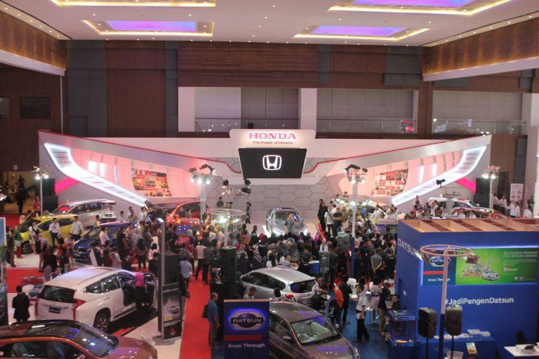 GIIAS Makassar Auto Show 2016 Sukses, Dukung Perekonomian Daerah