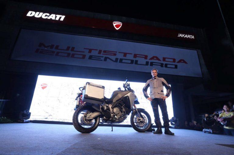 Ducati Multistrada 1200 Enduro, Multi Bike dengan Teknologi untuk Segala Lintasan