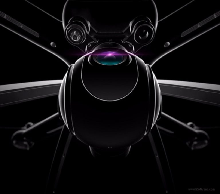 Drone Buatan Xiaomi, Mirip Laba-laba dan Usung Kamera 4K