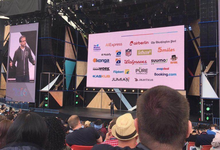 KASKUS Muncul di Google I/O 2016, Perlihatkan Teknologi AMP dan PWA