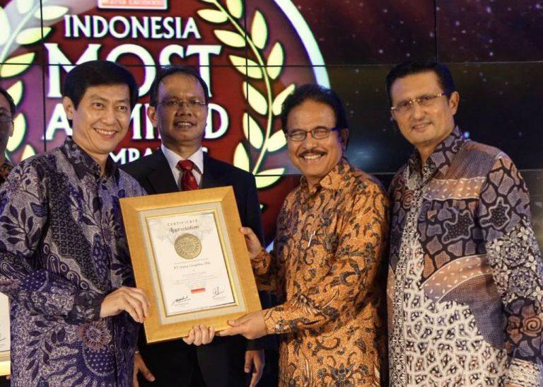 Astra Graphia dan Toyota Motor Manufacturing Indonesia Berhasil Meraih 'WIMACO 2016 Award'