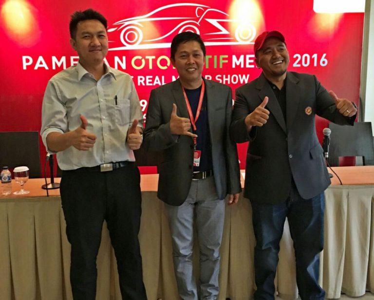 Pameran Otomotif Medan (POM) 2016 Digelar, Targetkan Hampir 40 Ribu Pengunjung