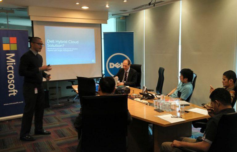 Adopsi Cloud Kian Mudah dan Minim Risiko Berkat Dell Hybrid Cloud System untuk Microsoft