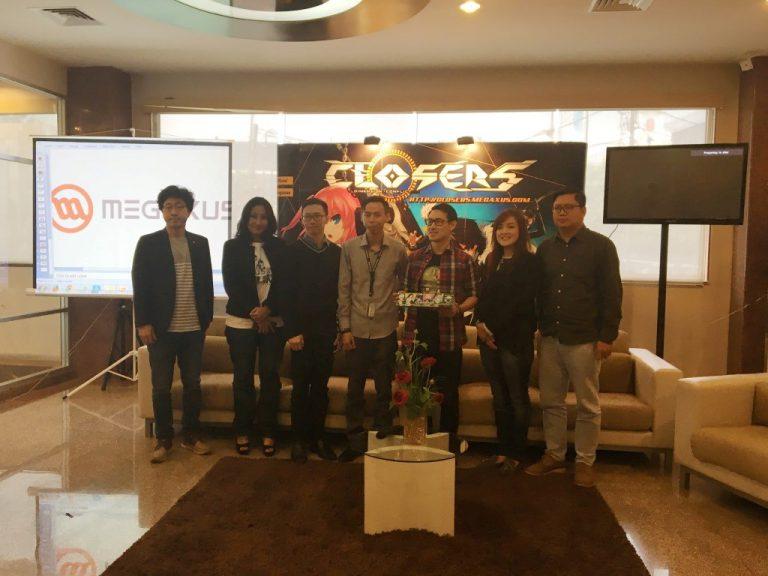 Megaxus Hadirkan Closers Online di Indonesia