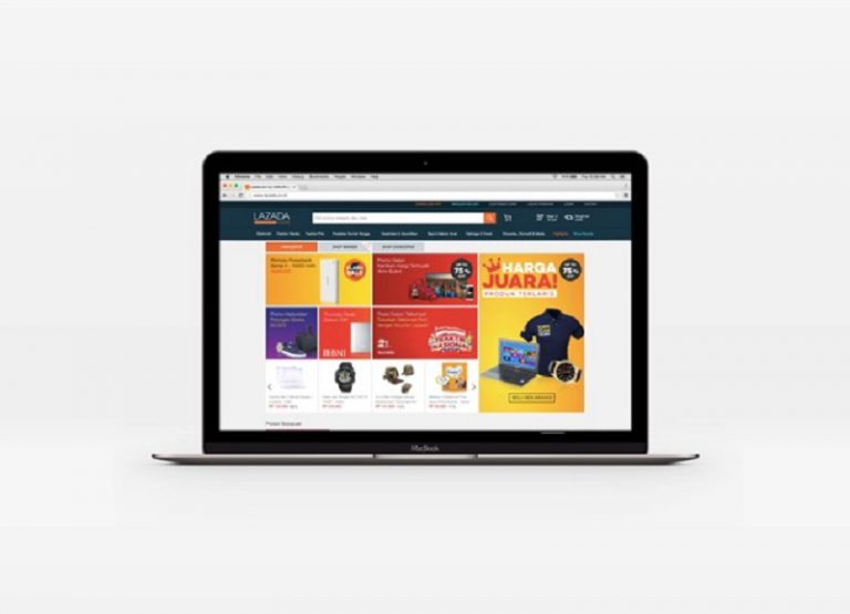 Website Tampil Minimalis, Cara Lazada Sajikan Kenyamanan untuk Konsumennya