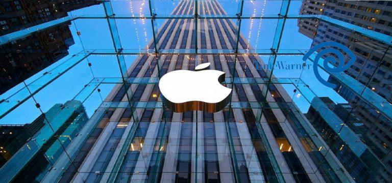 Apple Tertarik Beli Konglomerat Jaringan TV dan Hiburan Time Warner