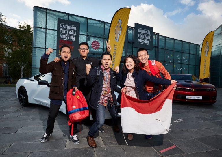 Empat Pemenang Chevrolet Fan Cup Sudah Wujudkan Mimpi Mereka