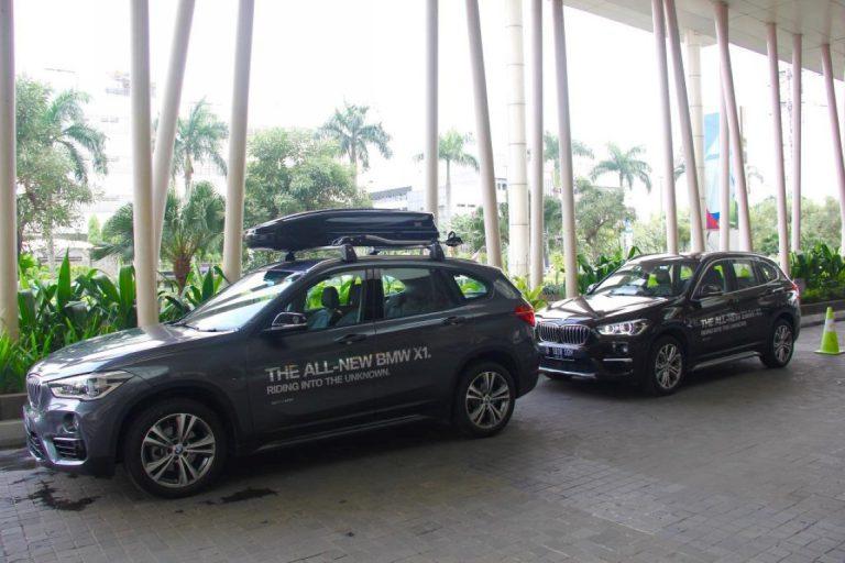 BMW X1 HUB di Jakarta Jadi Lokasi Penampilan Pertama All New BMW X1 ke Publik