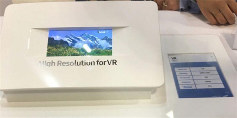 Samsung Pamer Layar 4K Berteknologi Bio Blue, untuk Gear VR Dan Galaxy Note 7 Kah?