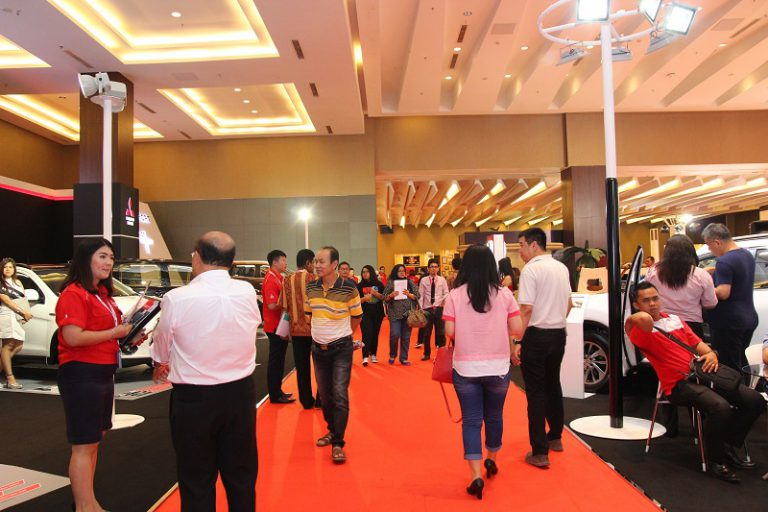POM 2016 Jadi Sarana Gerakkan Industri Otomotif di Sumatera Utara