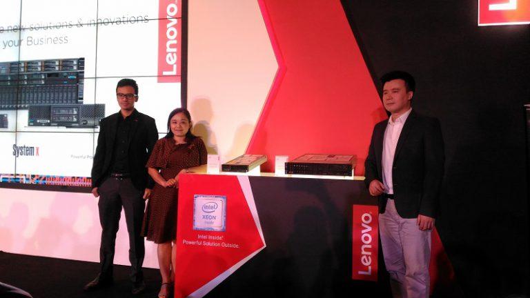Technology Day 2016, Lenovo Hadirkan Jajaran Server Terbarunya