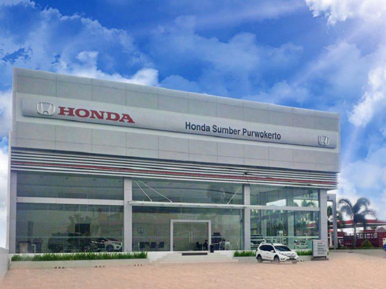 Lebih Dekat dengan Konsumen, Honda Buka Dealer Kedua di Purwokerto