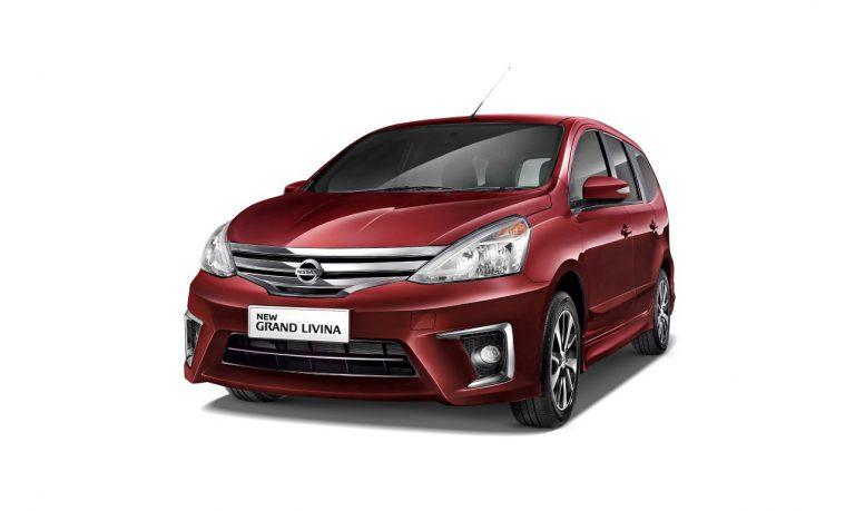 Resmi, Nissan Motor Indonesia Luncurkan New Grand Livina Model 2016