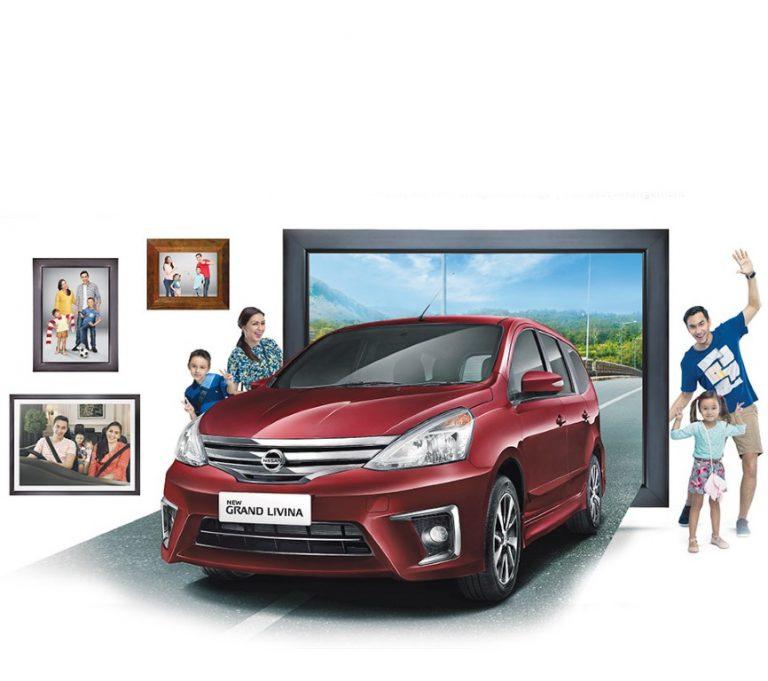 Nissan Tetap Gandeng Darius Sinathrya dan Donna Agnesia Sebagai Brand Ambassador Grand Livina