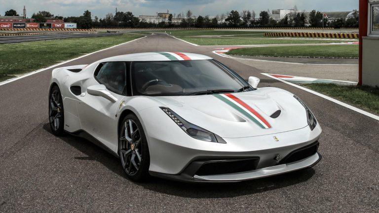 Ferrari Perkenalkan 458 MM Speciale, Dibuat Cuma Satu Unit untuk Jutawan Inggris
