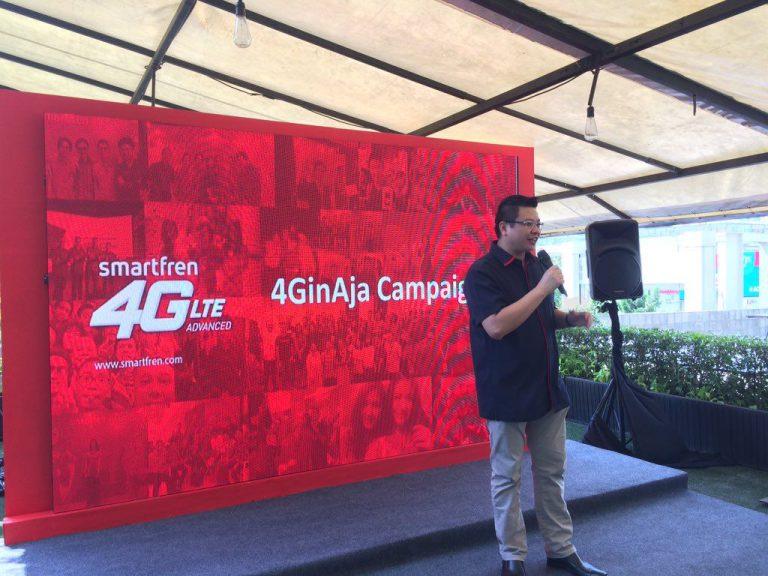 Sambut Ramadhan, Smartfren Gulirkan Kampanye #4GinAja dan Dua Seri Andromax 4G Terjangkau