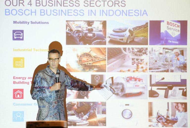 Bosch Optimis Kinerja Bisnisnya di Indonesia kembali Stabil Tahun Ini