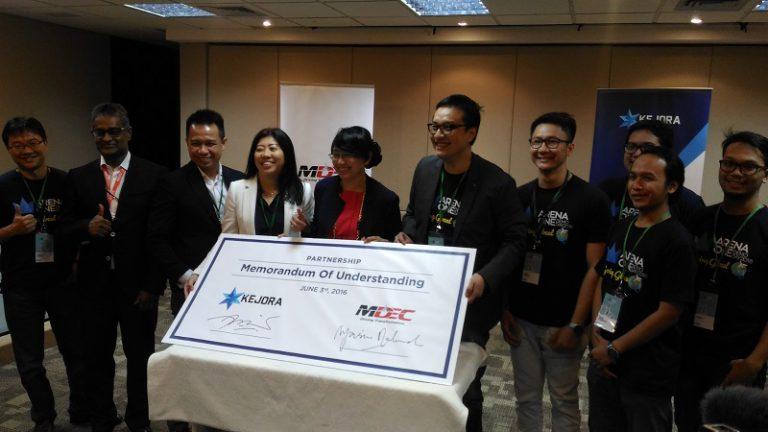 MDEC Jalin Kerja Sama dengan Kejora, Bangun Kemitraan Digital Indonesia – Malaysia