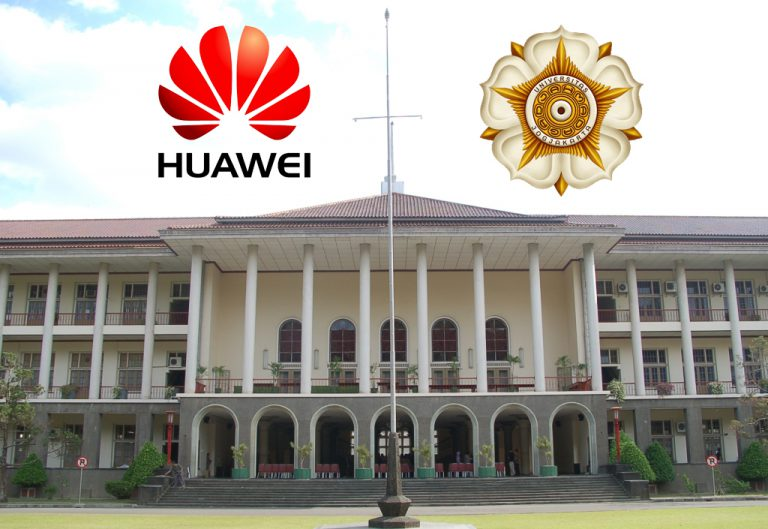 Dukung Dunia Pendidikan, Huawei Enterprise Indonesia Hadirkan Infrastruktur Jaringan Nirkabel di UGM